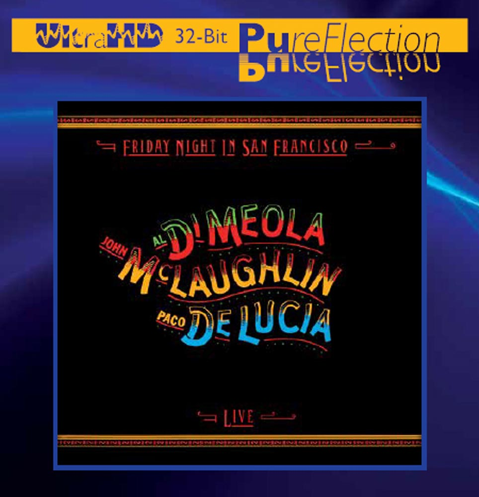 Al Di Meola, John McLaughlin, Paco De Lucia – Friday Night In San Francisco