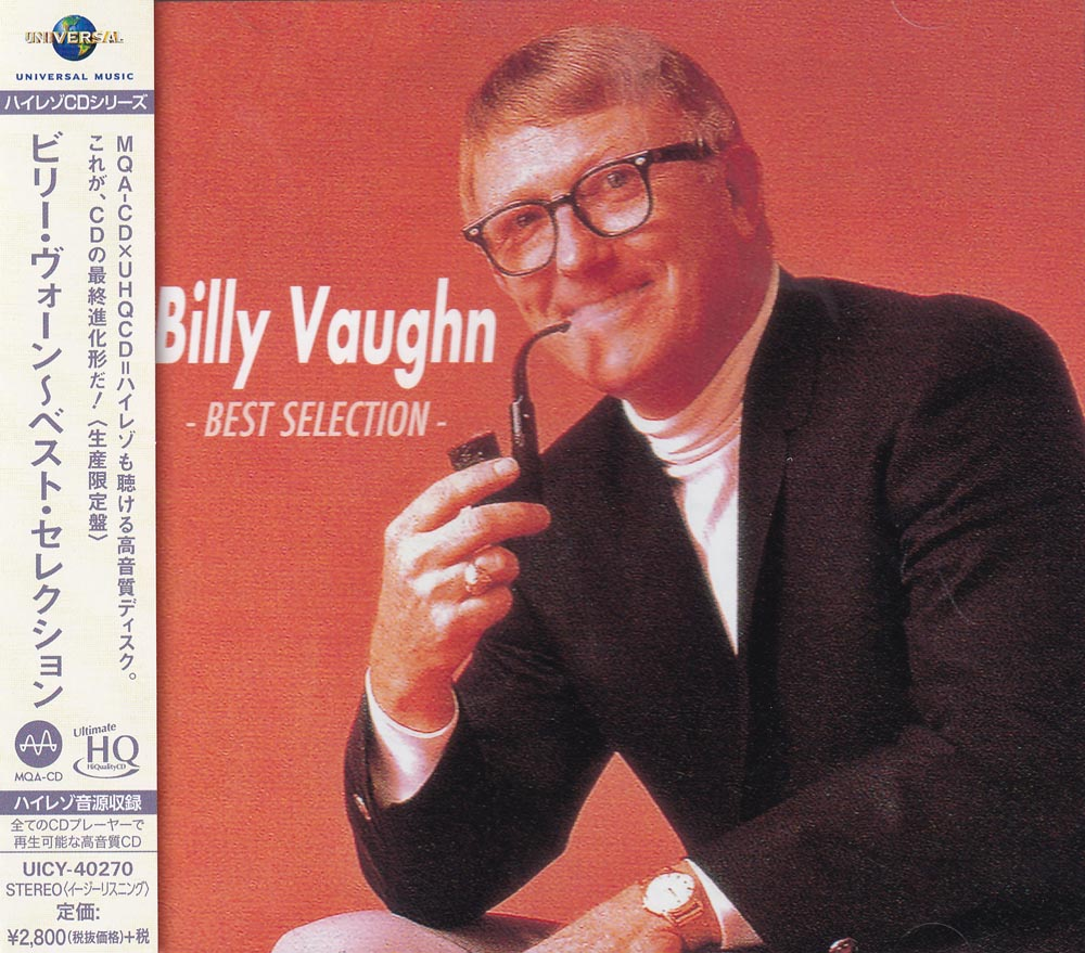 Billy Vaughn – Best Selection