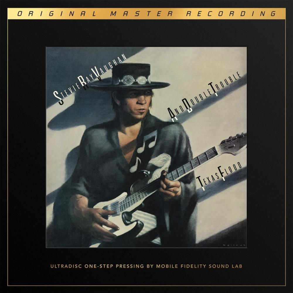 Stevie Ray Vaughan and Double Trouble - Texas Flood [ULTRADISC ONE-STEP LP]