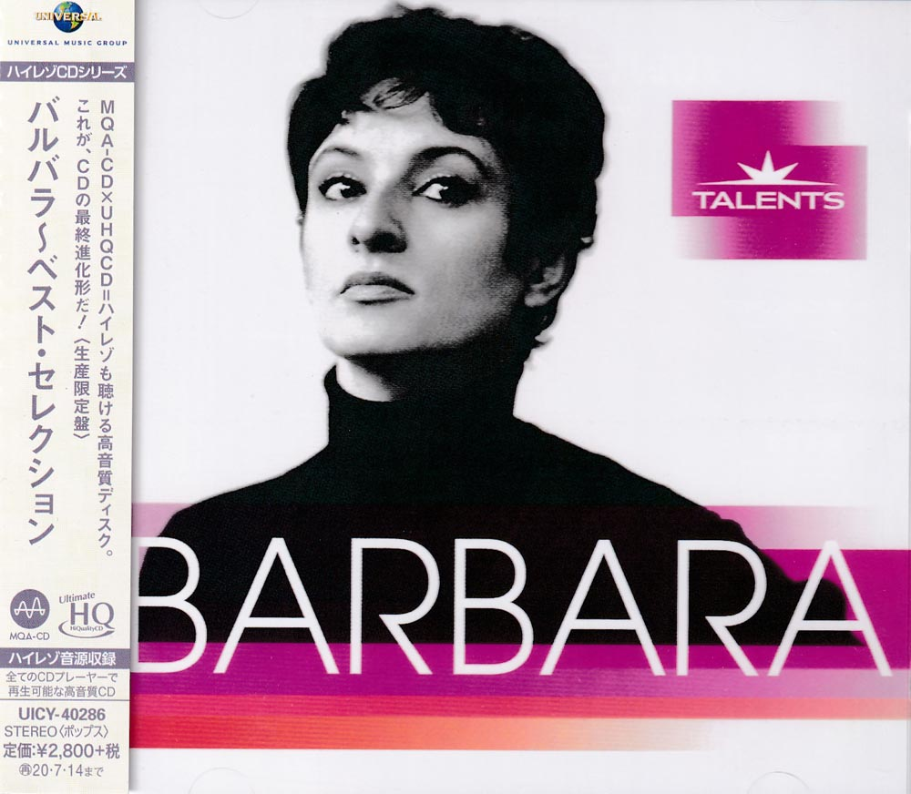 Barbara – Best Selection