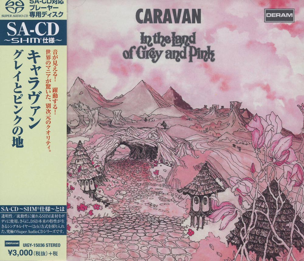 Caravan – In The Land of Grey and Pink