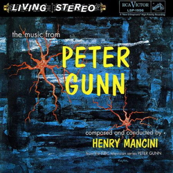 Henry Mancini - The Music From Peter Gunn (45rpm-edition)
