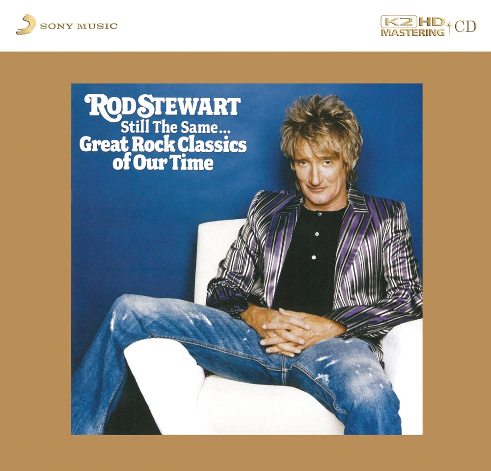 Rod Stewart - Still The Same...
