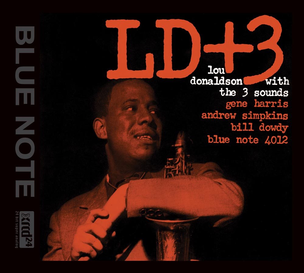 Lou Donaldson with the Three Sounds - LD+3