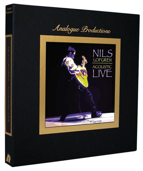 Nils Lofgren - Acoustic Life (45 RPM 200 Gram 4 LP Box Set)