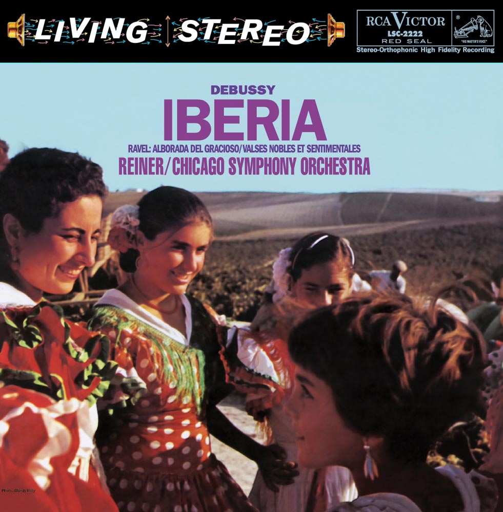 Fritz Reiner & Chicago Symphony Orchestra - Debussy: Iberia