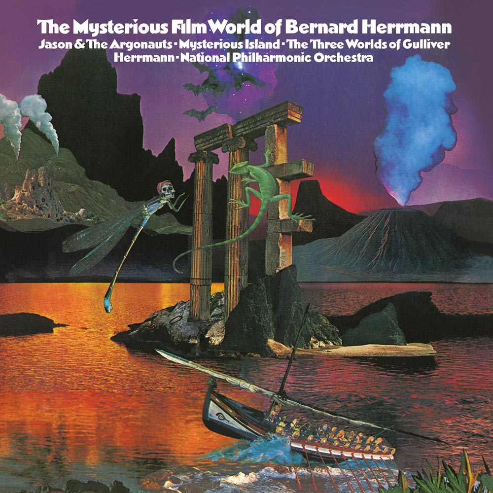 Bernard Herrmann - The Mysterious Film World of Bernard Herrmann