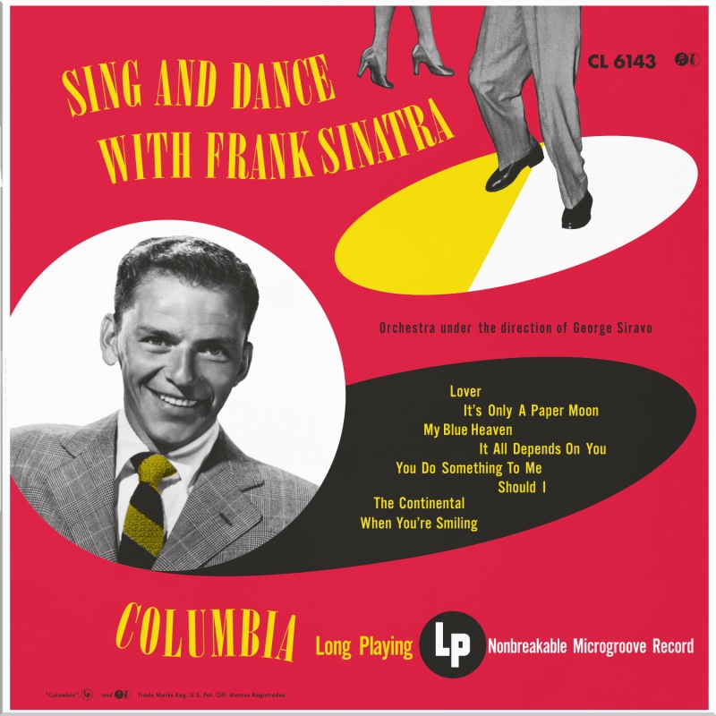 Frank Sinatra - Sing and Dance With Frank Sinatra (180g 33rpm)