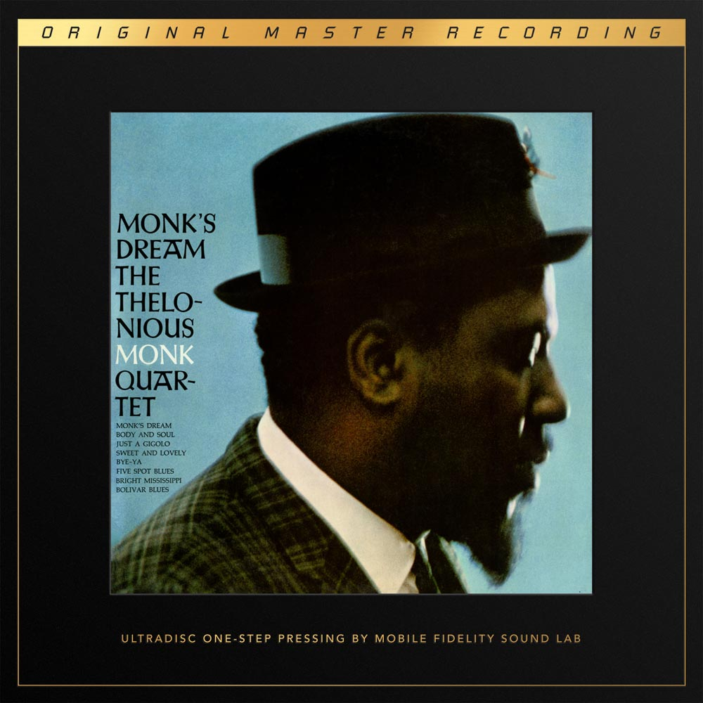 Thelonious Monk – Monk's Dream [Ultradisc One-Step LP]