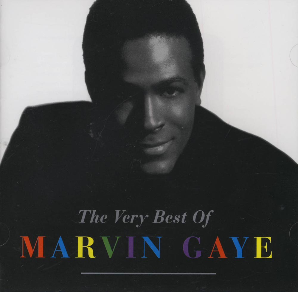 Marvin Gaye – The Very Best Of Marvin Gaye