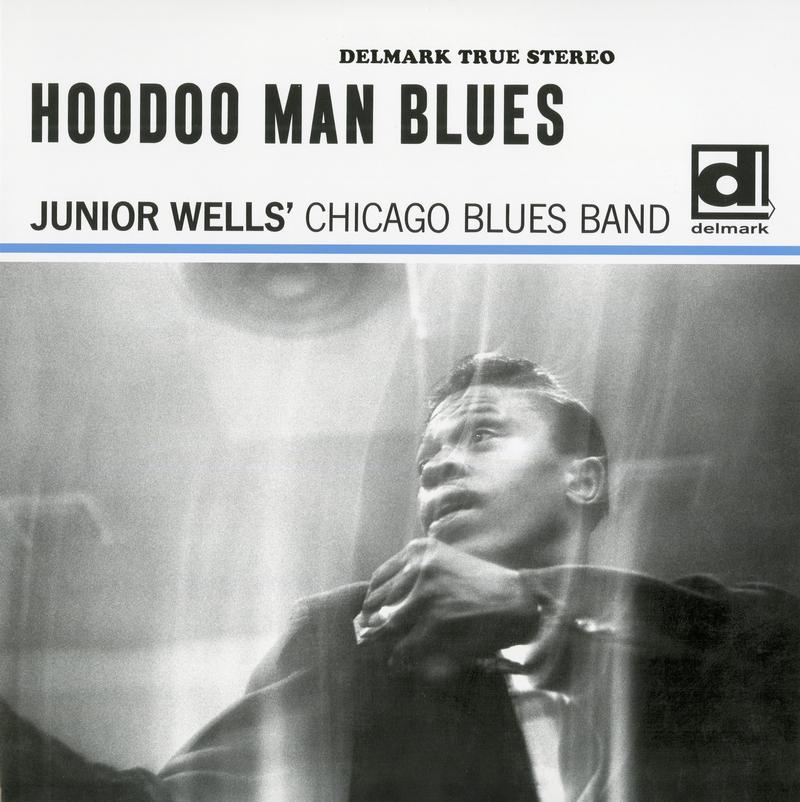 Junior Wells - Hoodoo Man Blues (200g 45rpm)