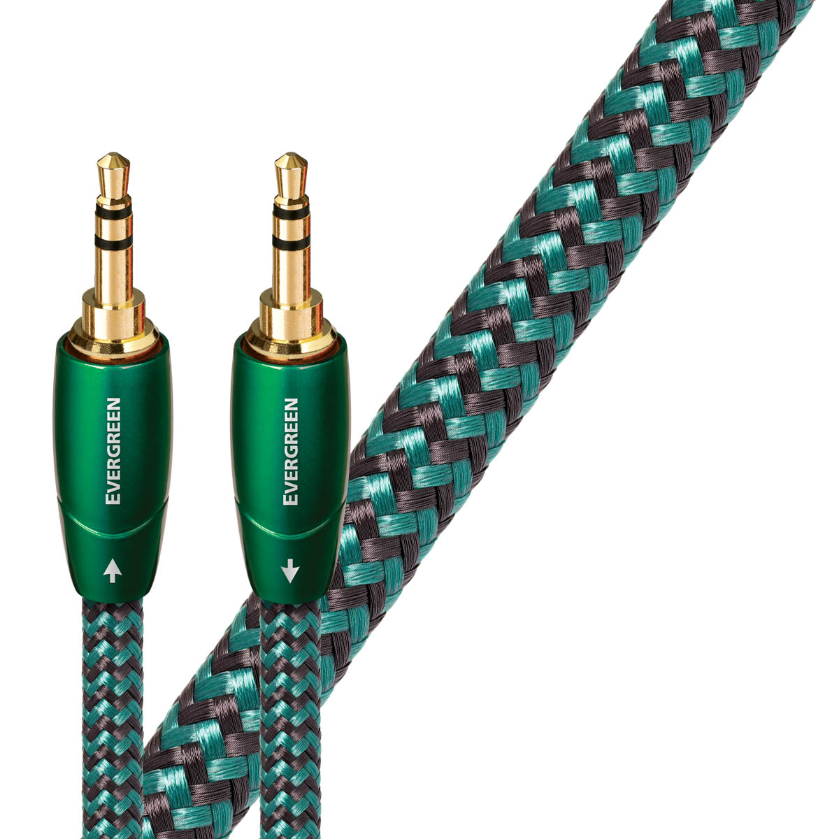 AudioQuest Evergreen 3,5mm Mini Klinke M - M Kabel 20 Meter