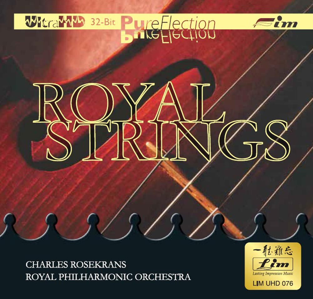 Charles Rosekrans & Royal Philharmonic Orchestra - Royal Strings