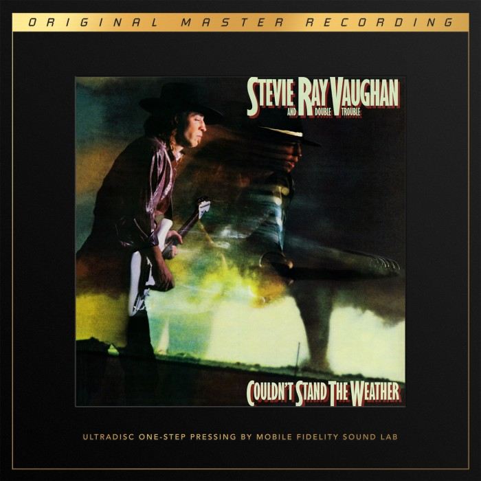 Stevie Ray Vaughan and Double Trouble - Couldn't Stand The Weather [Ultradisc One-Step LP]