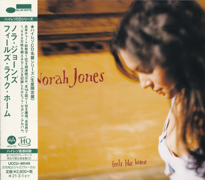 Norah Jones – Feels Like Home