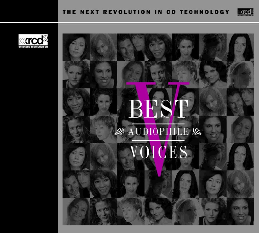 Best Audiophile Voices V