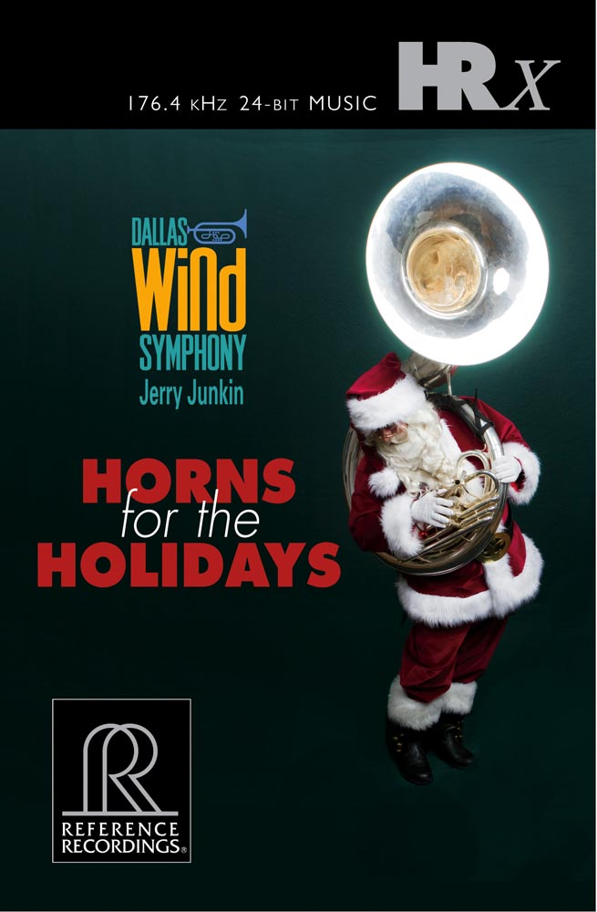 Jerry Junkin & The Dallas Wind Symphony - Horns for the Holidays