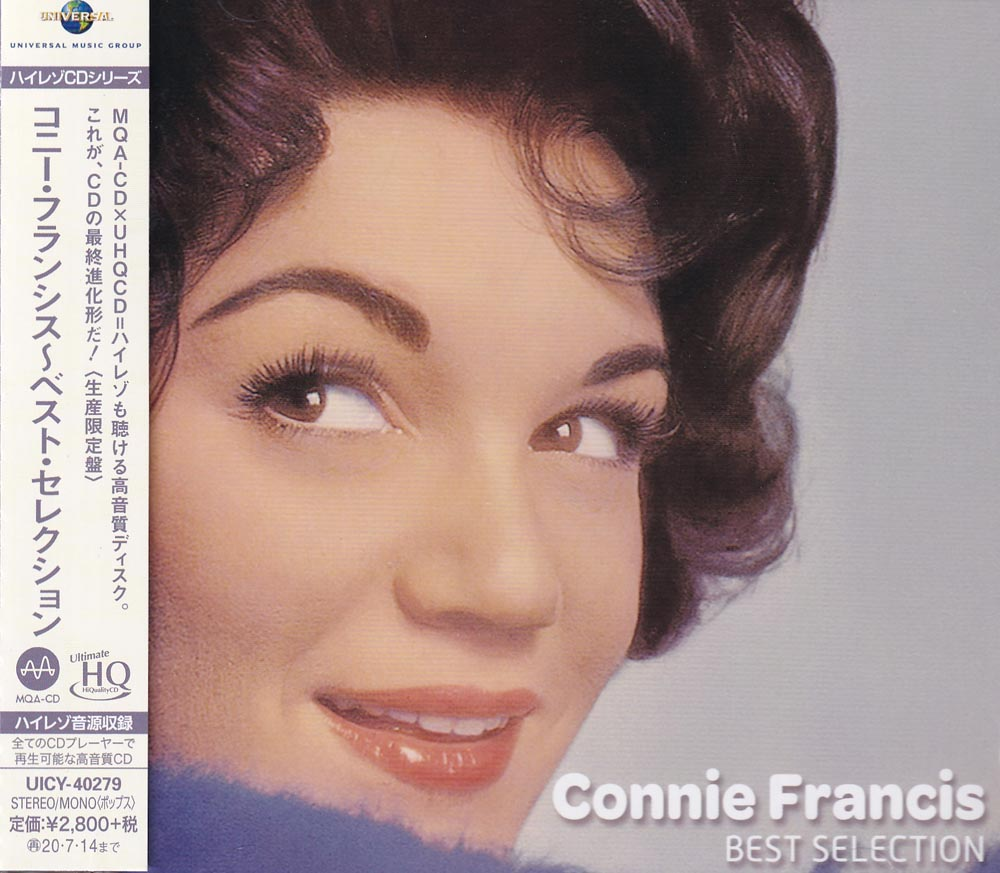 Connie Francis – Best Selection