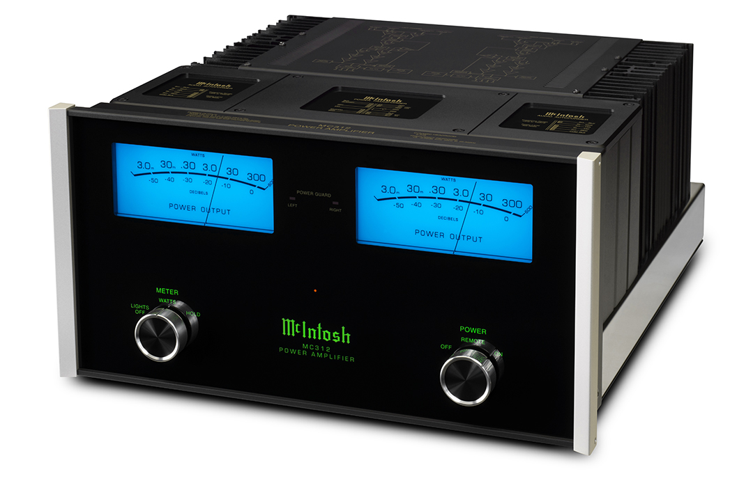 McIntosh MC312 AC