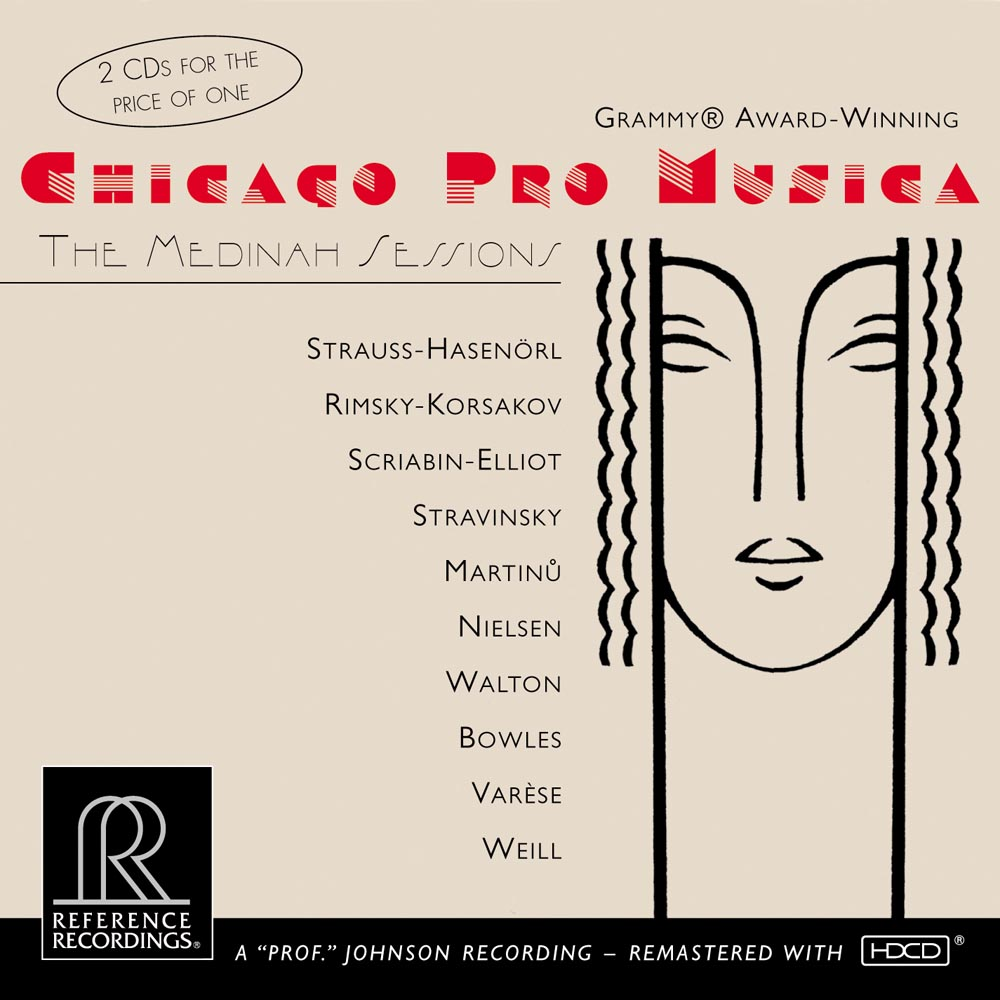 Chicago Pro Musica / The Medinah Sessions