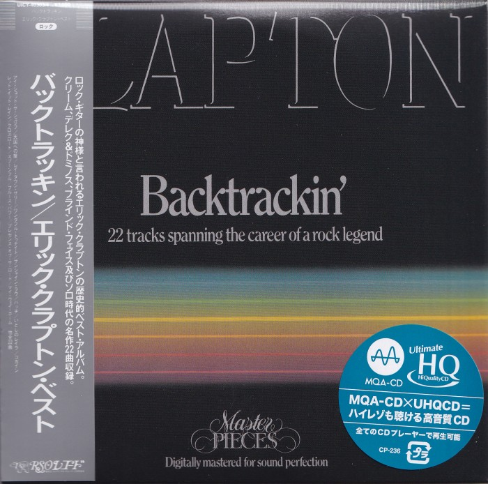 Eric Clapton – Backtrackin'