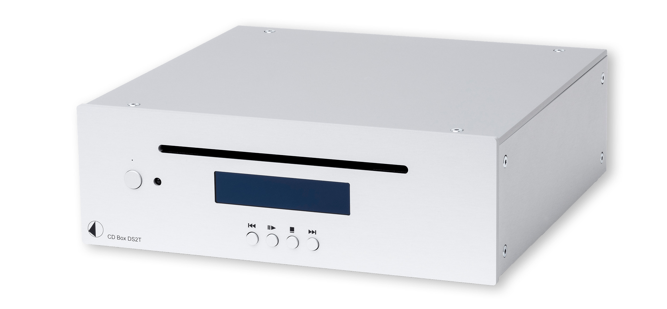 Pro-Ject CD Box DS2 T Silber