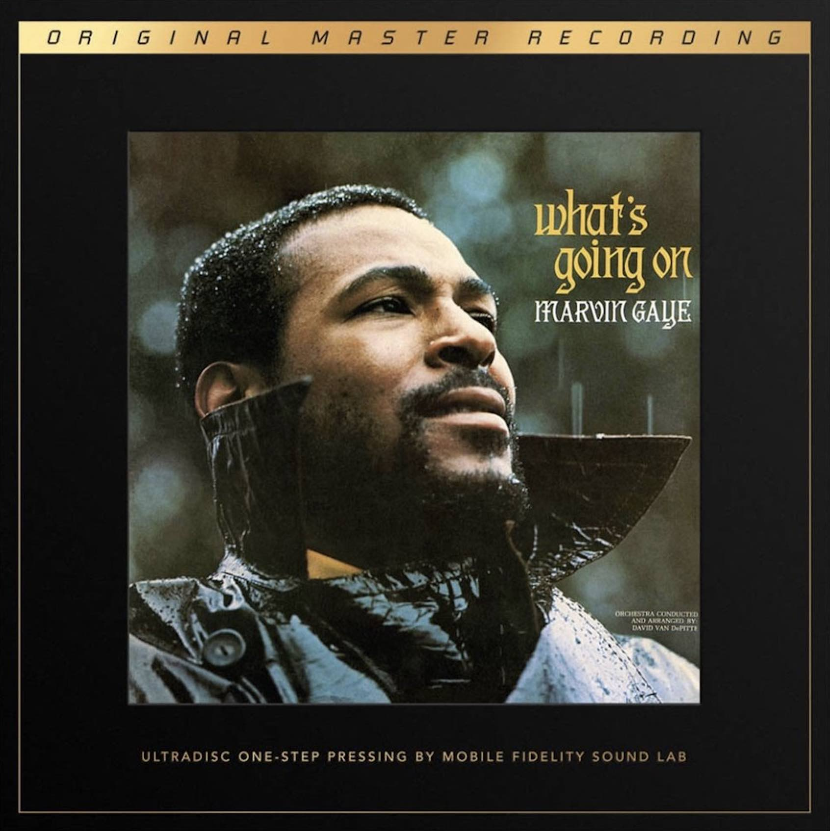 Marvin Gaye - What's Going On [ULTRADISC ONE-STEP LP]