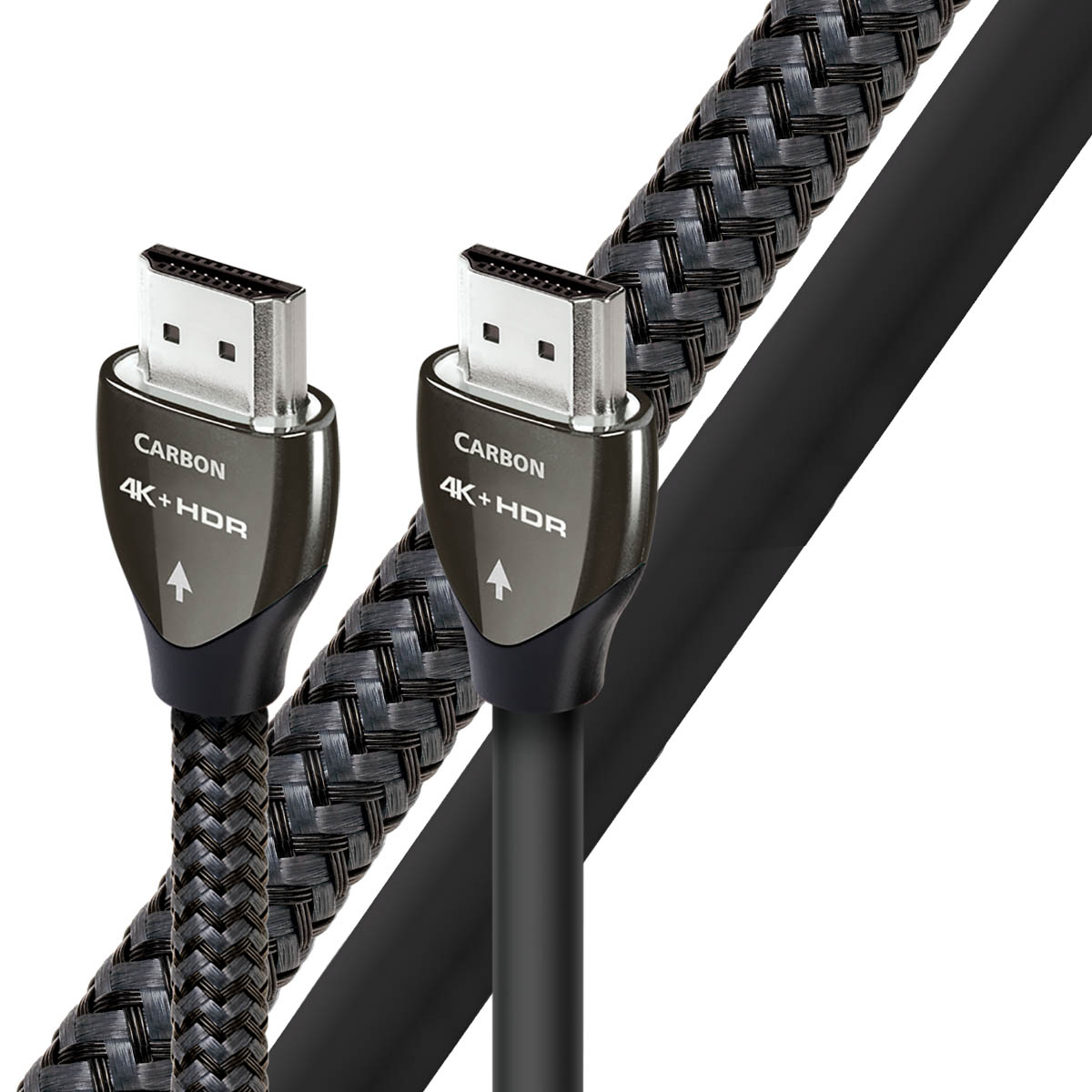 AudioQuest HDMI Carbon - Gewebe-Ummantelung