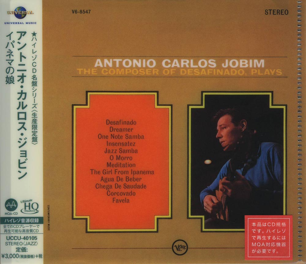 Antônio Carlos Jobim - The Composer of Desafinado, Plays