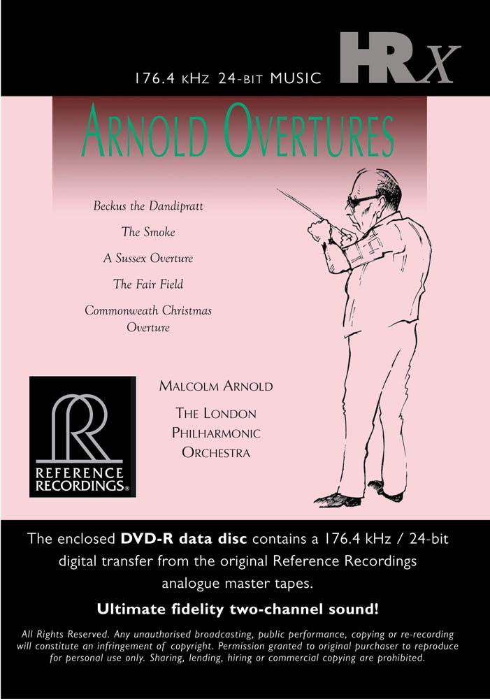 Arnold Overtures (HRx)