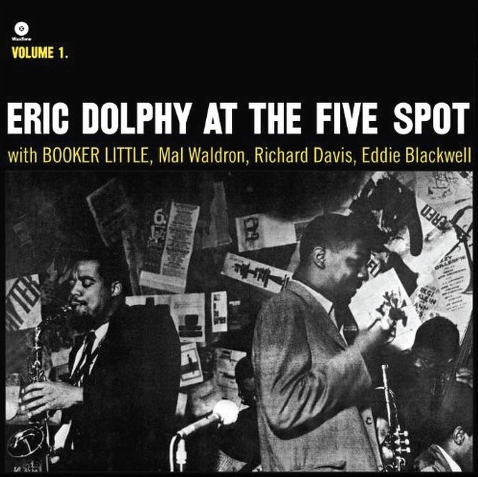 Eric Dolphy - At The Five Spot, Vol. 1 (200g 33rpm limited)