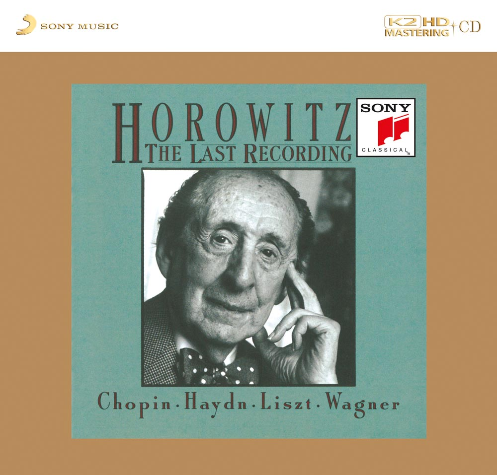 Vladimir Horowitz - The Last Recording