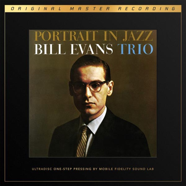 Bill Evans Trio - Portrait in Jazz [Ultradisc One-Step LP]