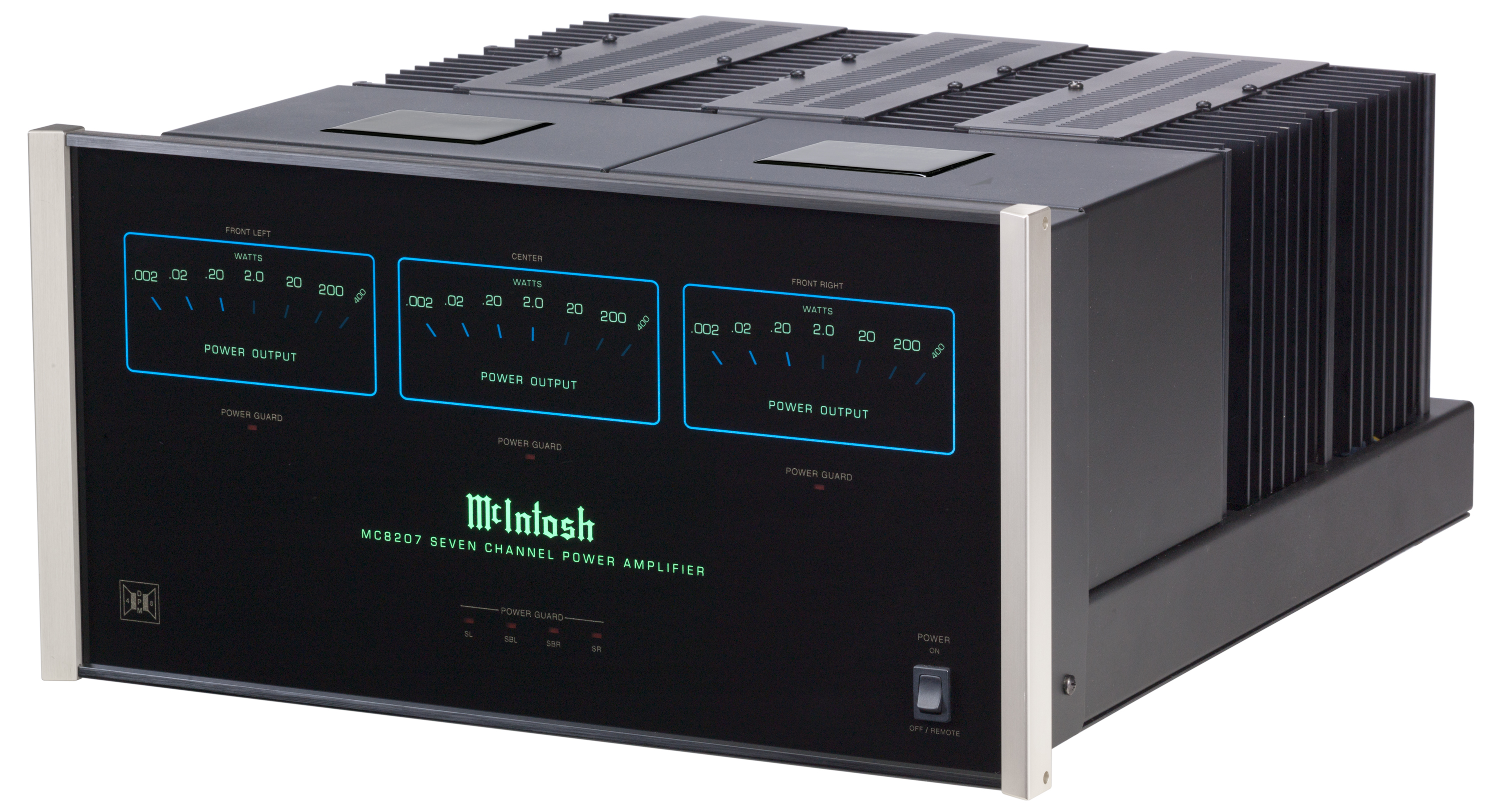 McIntosh  MC8207 AC