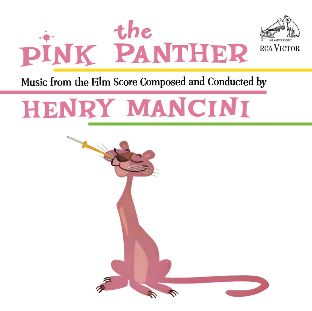 Henry Mancini - The Pink Panther (200g 45rpm)