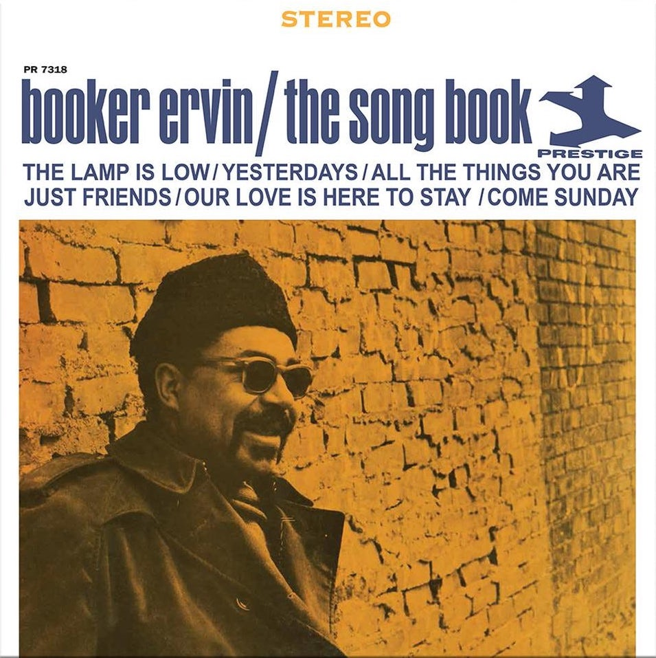 Booker Ervin - The Song Book (200g 33rpm limited)