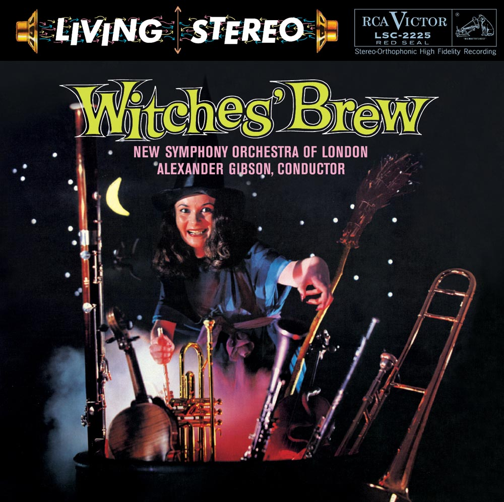 Alexander Gibson & New Symphony Orchestra of London – Witches Brew