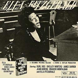 Ella Fitzgerald - Let No Man Write My Epitaph (45rpm-edition)