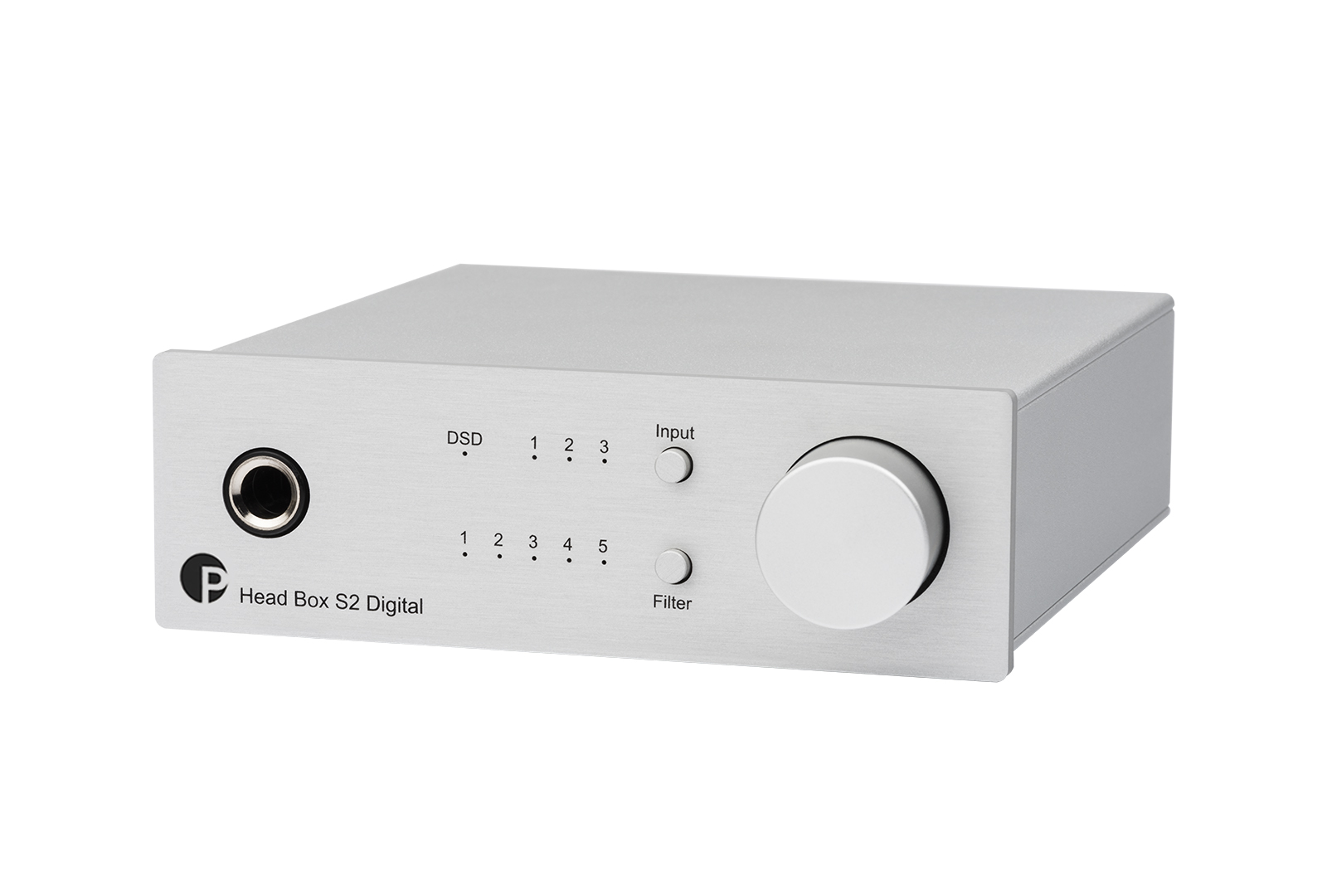 Pro-Ject Head Box S2 Digital Silber