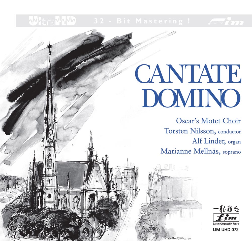 Torsten Nilsson & Oscar's Motet Choir - Cantate Domino
