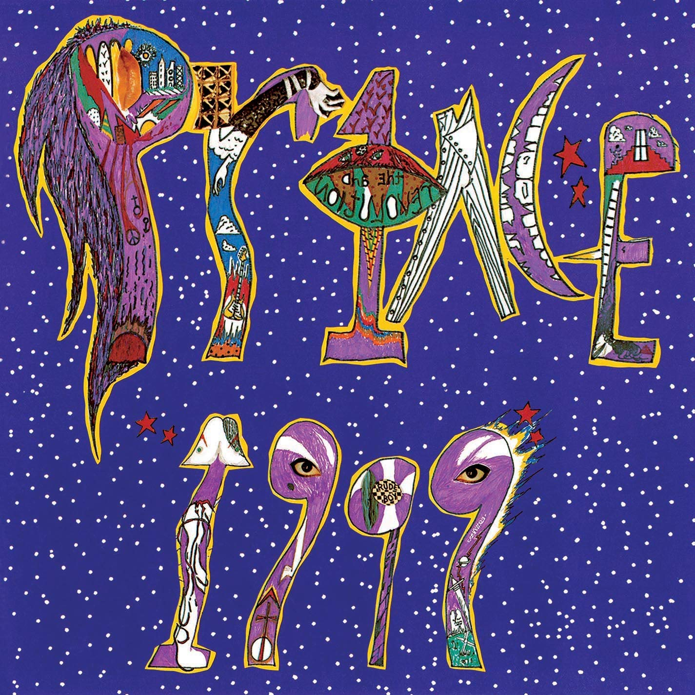 Prince 1999 - 4LP Deluxe Edition