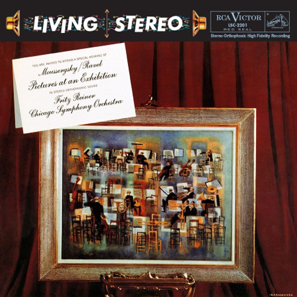 Fritz Reiner & Chicago Symphony Orchestra - Moussorgsky/Ravel: Pictures at an Exhibition