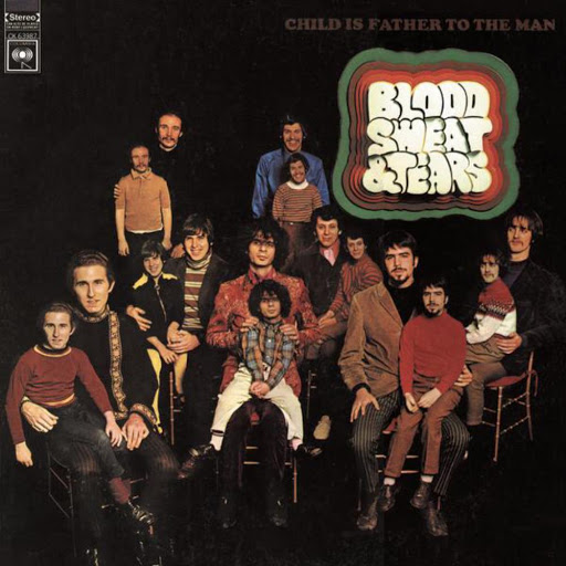 Blood, Sweat & Tears - Child is Father to the Man (180g 33rpm)