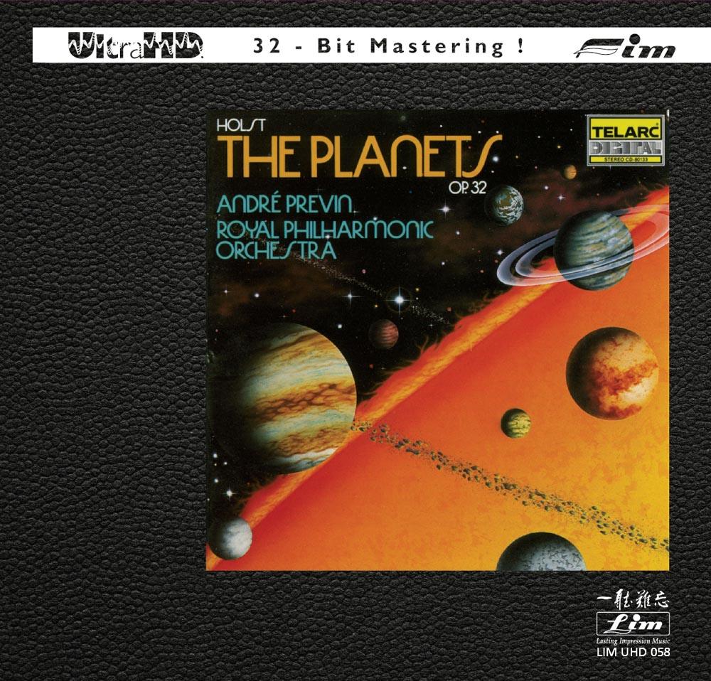 André Previn & Royal Philharmonic Orchestra - Holst: The Planets