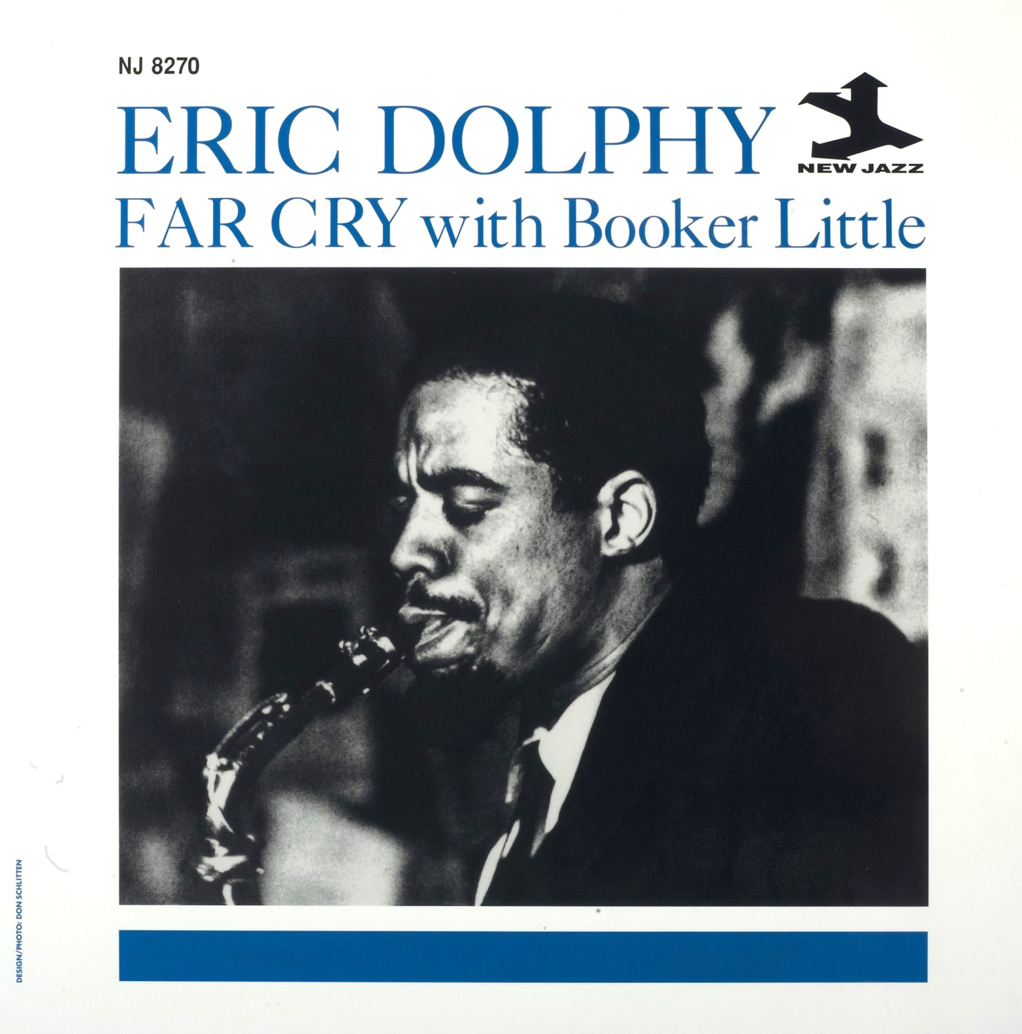Eric Dolphy - Far Cry (200g 33rpm limited)