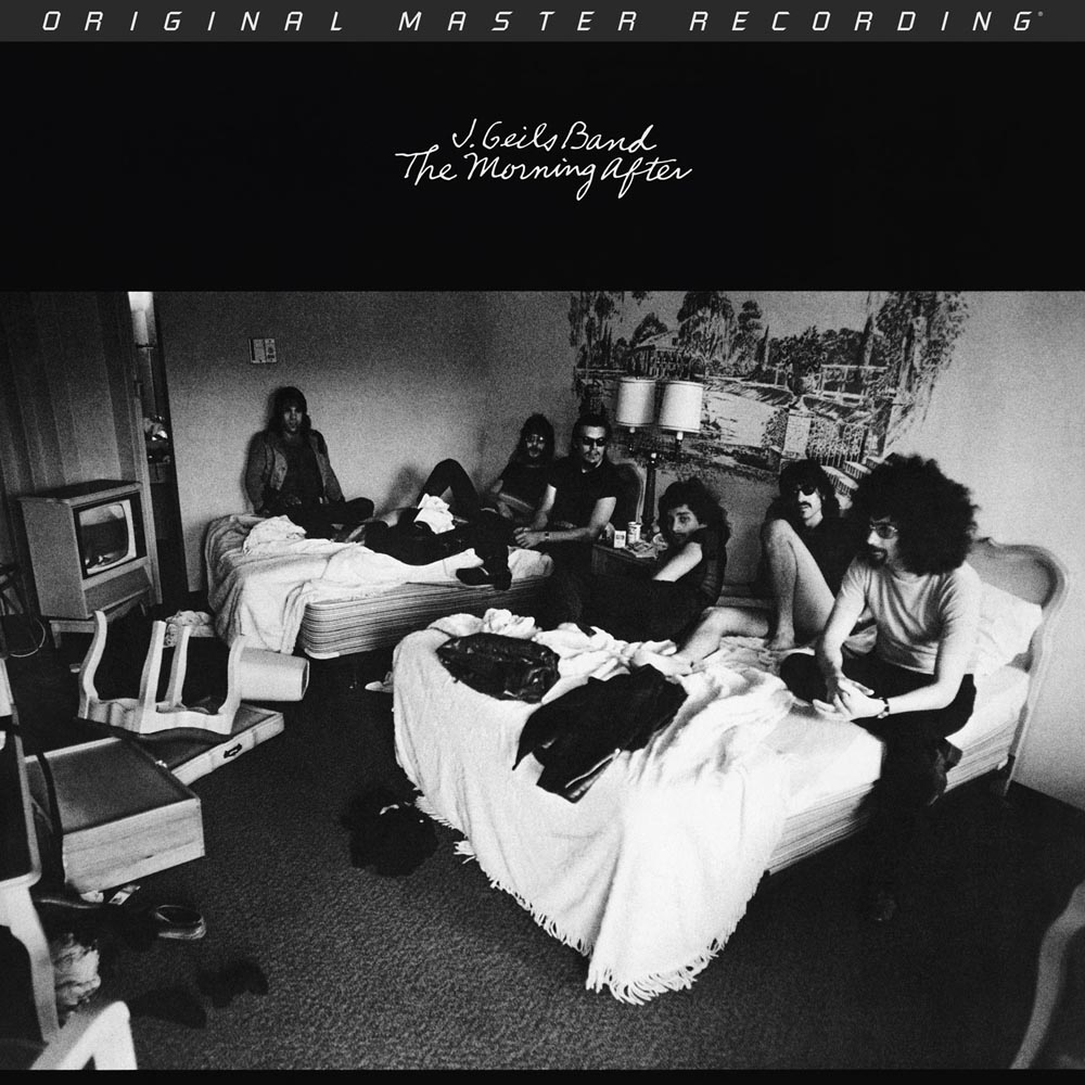 J. Geils Band - The Morning After