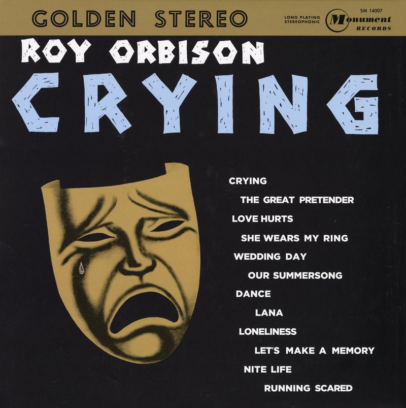 Roy Orbison - Crying (200g 45rpm)