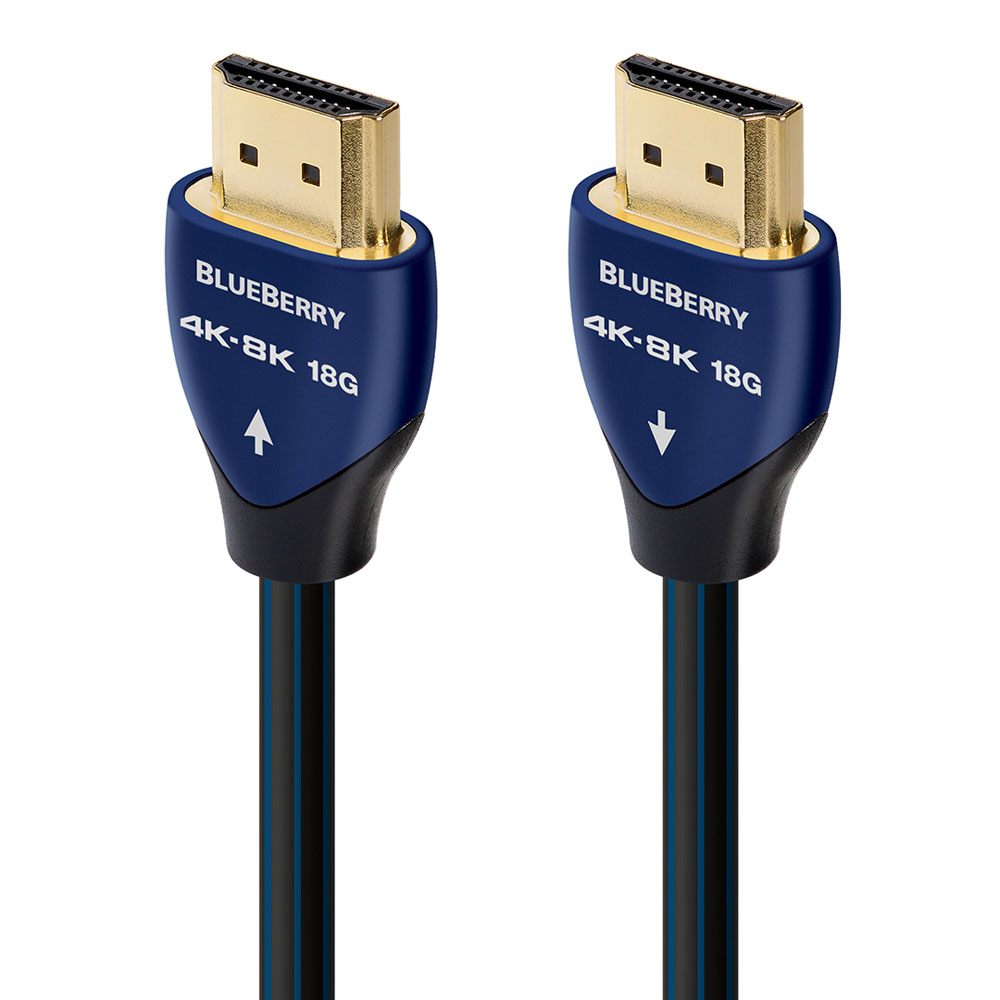 Audioquest HDMI BlueBerry 5 Meter