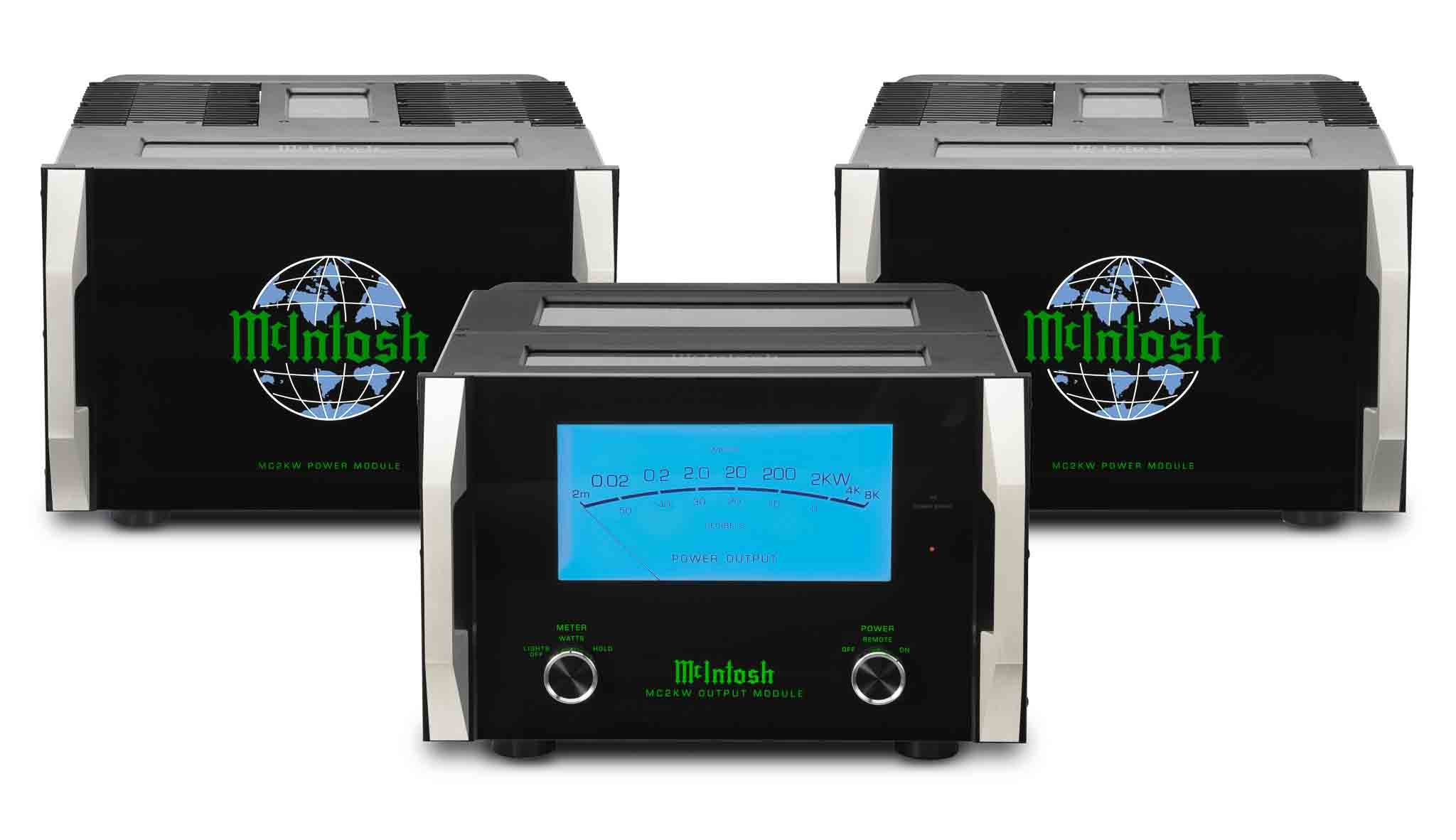 McIntosh MC2KW AC
