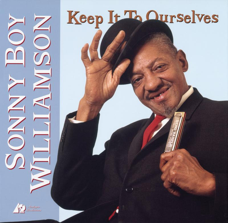Sonny Boy Williamson - Keep It To Ourselves (200g 45rpm)